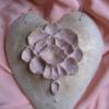 coeur en rose -60 euros-