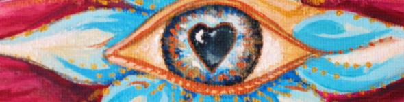 Coeur mandala -65 euros-
