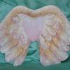 Coeur plume -60 euros-